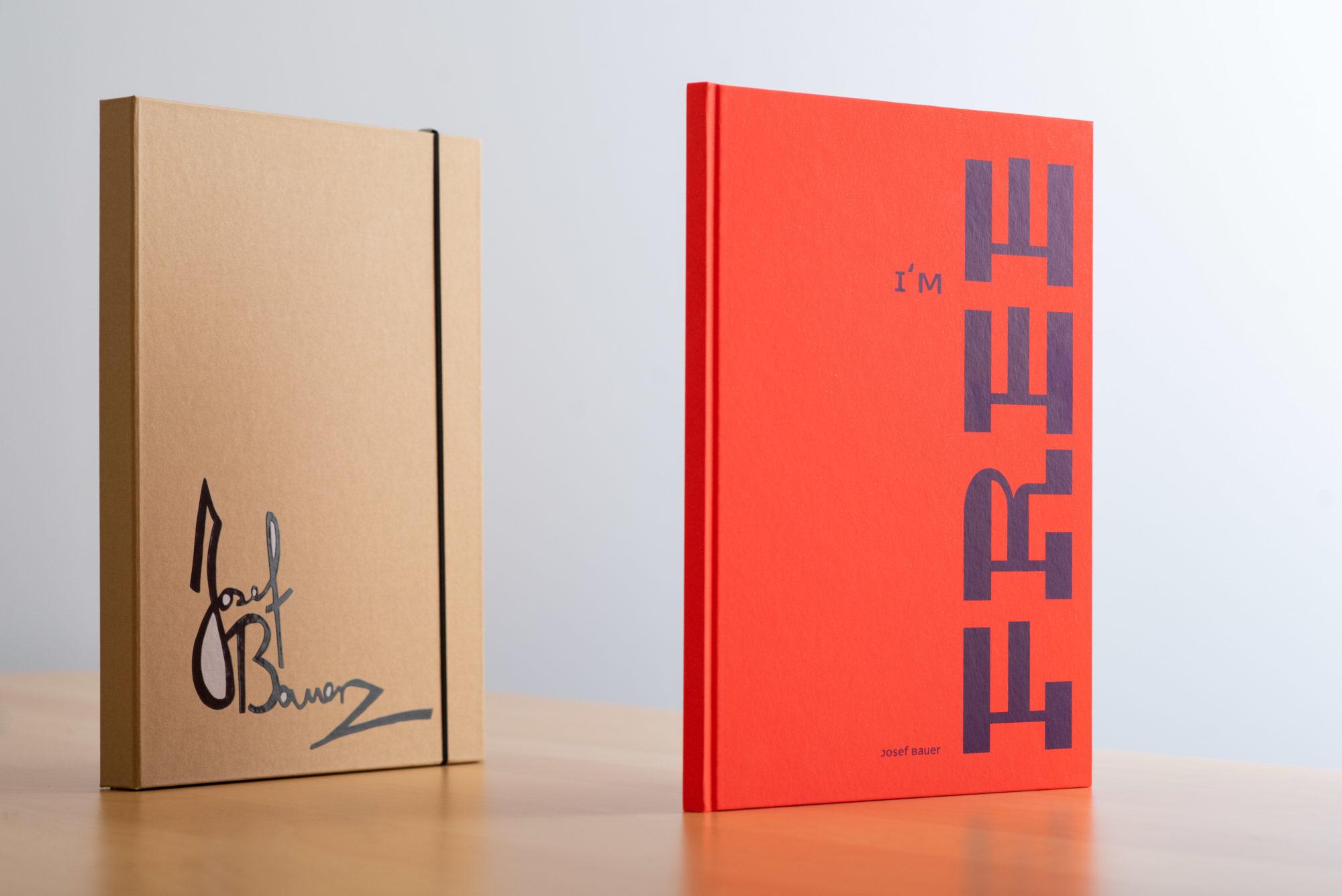 Josef Bauer Buch Cover